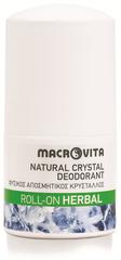 Macrovita Deodorant Roller Herbal