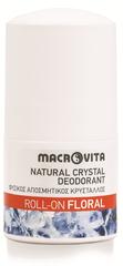 Macrovita Deodorant Roller Floral