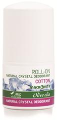 Olive-elia Deodorant Roller Katoen