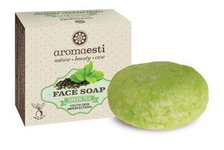 Aromaesti Face Bar Groene Thee (vette huid)