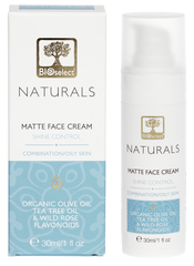 BIOselect Matte Face Cream