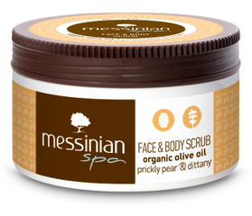 Messinian Spa Face & Body Scrub Cactus