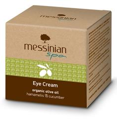 Messinian Spa Oogcrème met Komkommer