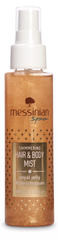 Messinian Spa Body Mist Gold Glitter