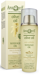 Aphrodite Anti-Cellulite & Verstevigende Massage-olie