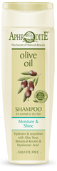 Aphrodite Shampoo voor Extra Glans en Hydratatie
