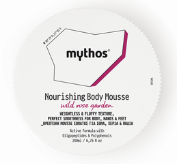 Mythos Body Mousse Wilde Roos