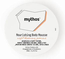 Mythos Body Mousse Jasmijn