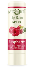 Aphrodite Lippenbalsem Raspberry SPF10