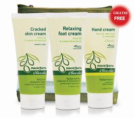 Olive-elia Droge Lichaamsverzorging (2+1 gratis)