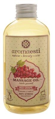 Aromaesti Massage-olie rode druif (anti-stress)