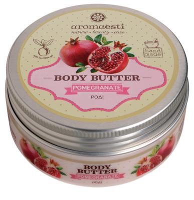 Aromaesti Body butter granaatappel