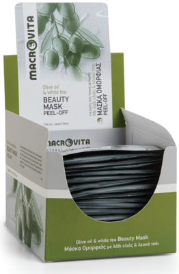 Macrovita Beauty peel-off masker