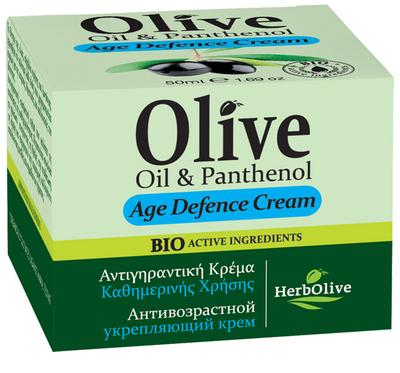 Herbolive Age defence cream (SPF10)