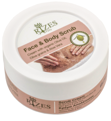 Rizes Face & body scrub