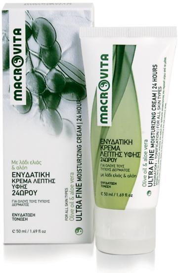Ultra fine moisturizing cream