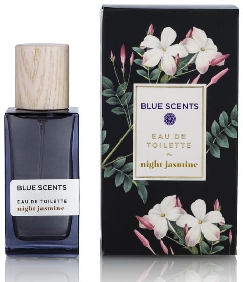 eau de toilette jasmijn blue scents