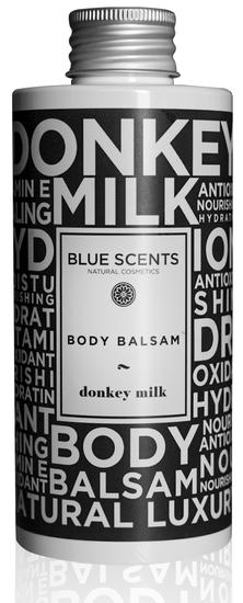 body balsem ezelinnenmelk blue scents