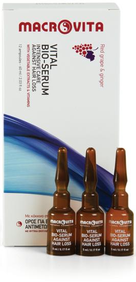 Bio-serum tegen haarverlies
