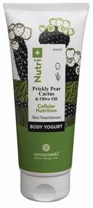 cactus body yoghurt aromaesti