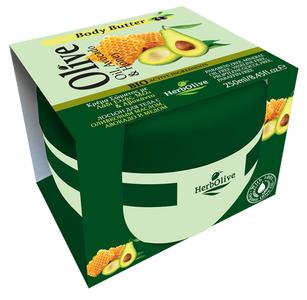 body butter avocado en honing herbolive
