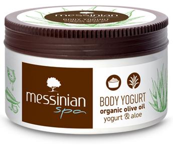 body yoghurt aloë vera messinian spa