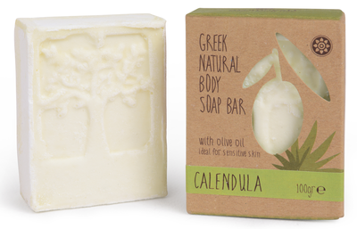 body soap bar calendula
