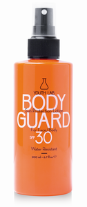 body guard spf30 zonnebrandspray youth lab