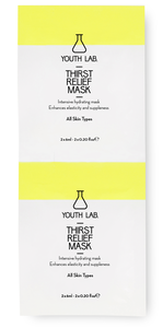 thirst relief mask youth lab