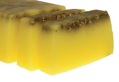 handgemaakte zeep kamille