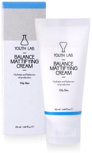 balance mattifying cream youth lab