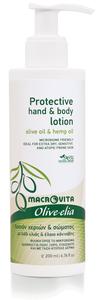 hand- en bodylotion eczeem psoriasis macrovita olive-elia
