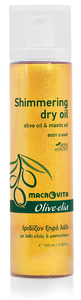 shimmering dry oil macrovita olive-elia