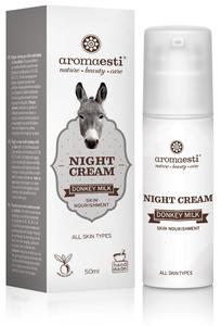 ezelinnenmelk nachtcreme aromaesti