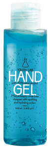alcohol hand gel youth lab