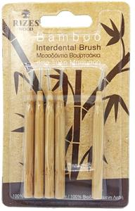 bamboe interdentale borstels