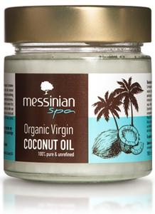 ongeraffineerde kokosolie messinian spa