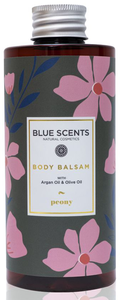 body balsem pioenroos blue scents