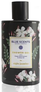douchegel night jasmine blue scents