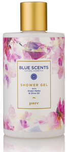 douchegel pure blue scents