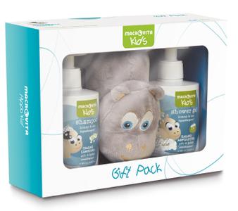 Macrovita Douchegel en Shampoo voor Kinderen (3+)