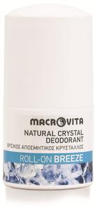 Macrovota Deodorant roll-on breeze