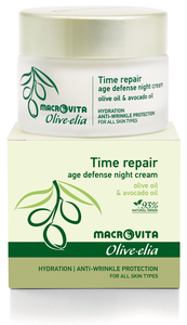 olive-elia time repair nachtcrème