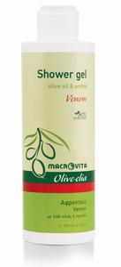 macrovita olive-elia douchegel venom