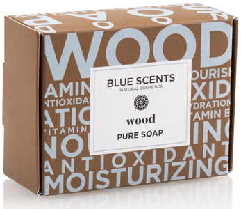 wood zeep blue scents