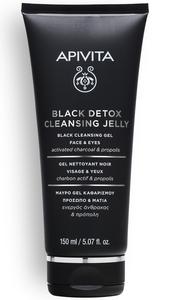 Apivita Black Detox Cleansing Gel