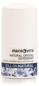 Macrovita Natural Deodorant roll-on