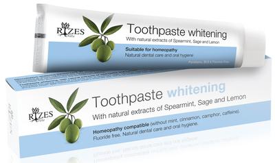 Rizes tandpasta whitening