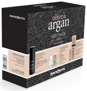 Arganolie anti-ageing cadeauverpakking