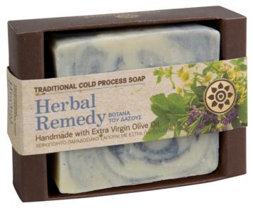 Handgemaakte zeep tegen psoriasis